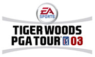 Tiger Woods PGA Tour 2003 logo