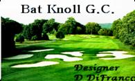 Bat Knoll G.C. logo