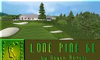 Lone Pine G.C. logo