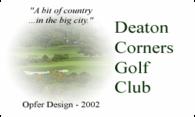Deaton Corners logo