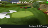 Seaside Hills logo