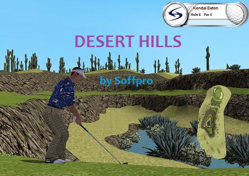 Desert Hills logo