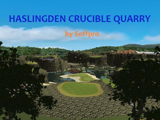 Haslingden - Crucible Quary logo