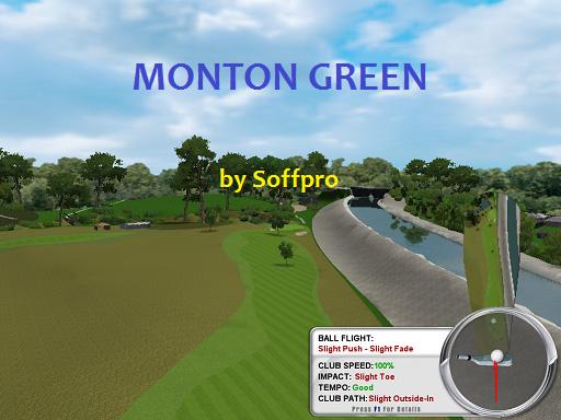 Monton Green logo
