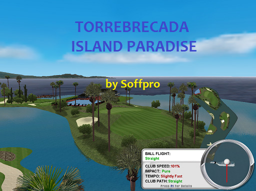 Torrebrecada Island Paradise ( Island Hopping ) logo
