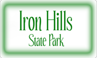 Iron Hills State Park logo