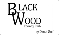 Black Wood Country Club logo