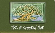 TPC @ Crooked Oak logo