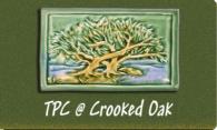 TPC @ Crooked Oak logo