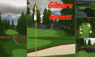 Gilmore Greens logo
