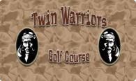 Twin Warriors GC logo