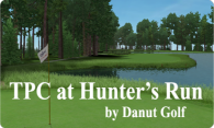 TPC at Hunters Run logo