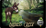 Badass Creek 2004 logo