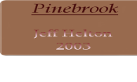 Pinebrook V2 logo