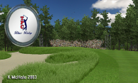 TPC @ Blue Ridge logo