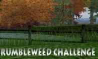 Rumbleweed Challenge logo