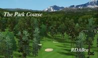 The Park Course logo