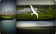 LeGolf National - The Albatross - V2 logo