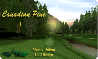 Canadian Pine Golf Club logo