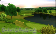 Daulouth Golfing Grounds 2004 logo