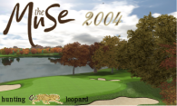 The Muse 2004 logo