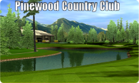 Pinewood Country Club logo