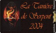 La Taniere De Serpent 2004 logo