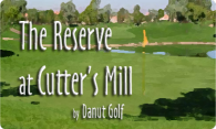 The Reserve at Cutters Mill logo