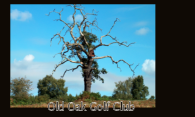 Old Oak Tree Golf Club logo
