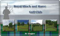 Royal Slioch and Maree Golf Club logo