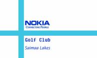 Nokia Golf Club logo