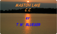 Maston Lake CC V1 logo