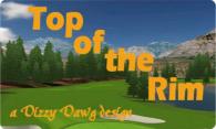 Top of The Rim logo