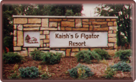 Kaishs & Flgators Resort logo