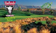 Badlands Golf Club logo