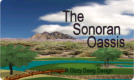 The Sonoran Oassis logo