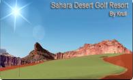 Sahara Desert Golf Resort logo