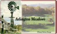 Arlington Meadows logo