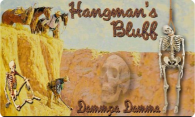 Hangmans Bluff logo