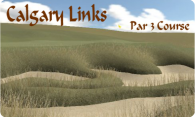 Calgary Links Par 3 logo
