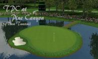 TPC @ Pine Canyon logo