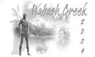 Wabash Creek logo