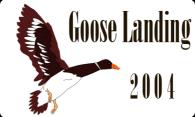 Goose Landing logo