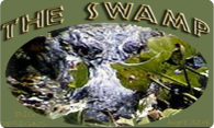 The Swamp logo