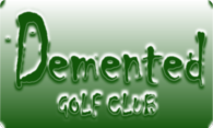 Demented Golf Club logo