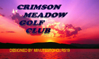 Crimson Meadow logo