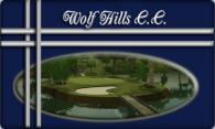 Wolf Hills C.C. logo