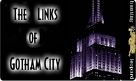 The Links of Gotham City logo