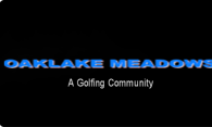 Oaklake Meadows logo