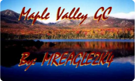 Maple Valley GC logo